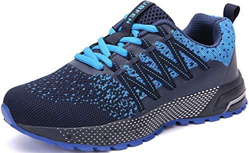 SOLLOMENSI Zapatillas de Deporte Hombres Mujer Running Zapatos para Correr Gimnasio Sneakers...*