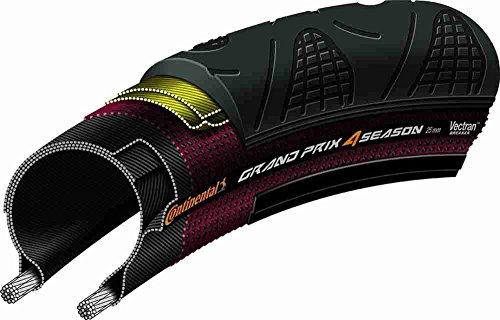 Continental Fahrradreifen für Rennrad Grand Prix 4 Season 25-622 Cubierta, unisex, Negro, 700 x 25C