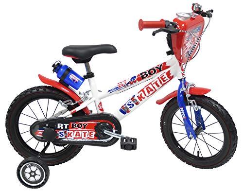 Denver 15118-RT Boy Skate Bicicleta 16'
