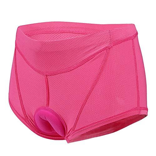 Lixada Ciclismo Ropa Interior Pantalones Cortos Deportivos de Las Mujeres Gel 3D Acolchada para...*