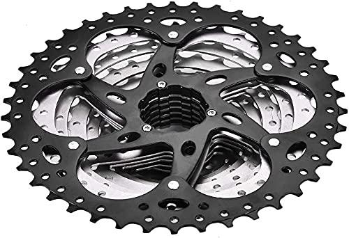 Dioche Cassette de Velocidad de Bicicleta, Bicicleta Rueda Libre Piñón 10 Velocidad 11-42T...*