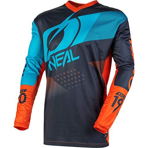 O'NEAL | Camiseta de Manga Larga de Mountainbike | MTB DH FR | Material Transpirable, protección...*