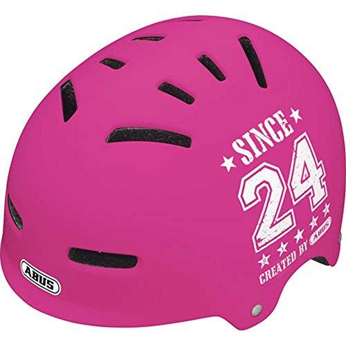 Abus Scraper - Casco de Ciclismo Rosa Pink College Talla:58-62 cm