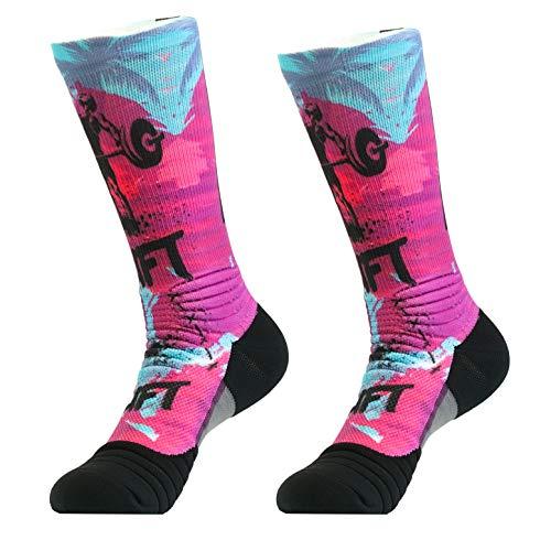 BB BANBROKEN Calcetines deportivos (1 PAR) Estabilidad en pie Fitness, compresión para Gimnasio,...*