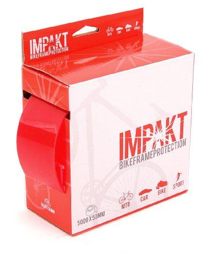 MSC Bikes 0843604152273 Protector de Cuadros y vainas, Unisex Adulto, Transparente, 15/17 Nº PIE*