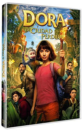 Dora y la ciudad perdida [DVD]*