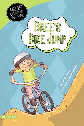 Bree's Bike Jump (My First Graphic Novel) (English Edition)