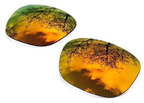sunglasses restorer Lentes de Recambio para Oakley Holbrook, Fire Iridium Polarizadas*
