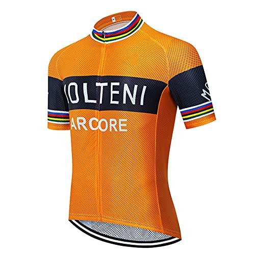 Ropa Ciclismo Verano Hombre Equipacion Camisa Ciclismo Hombre Maillot Ciclismo para Ropa Ciclista...*