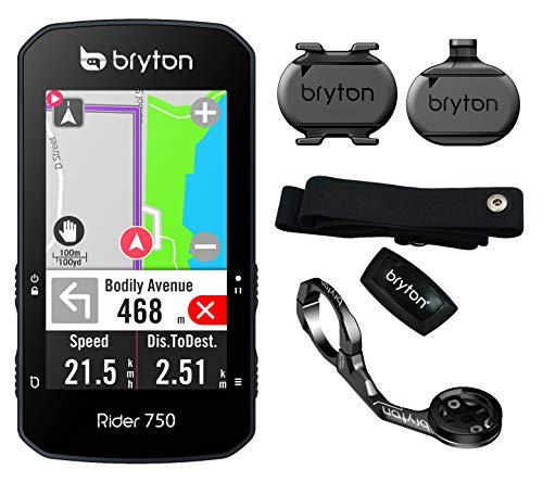 Bryton CICLOCOMPUTADOR GPS Rider 750 T