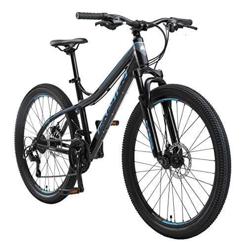 BIKESTAR Bicicleta de montaña Hardtail de Aluminio, 21 Marchas Shimano 26
