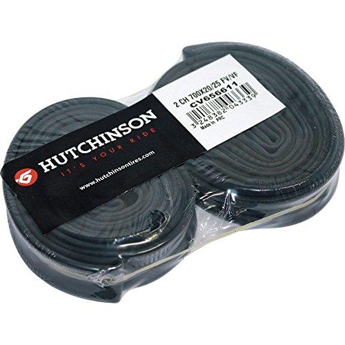 HUTCHINSON 316970 Blister 2 Cámaras 27.5x1.70-2.35 Presta válvula 48 mm, Hombres, 27,5*