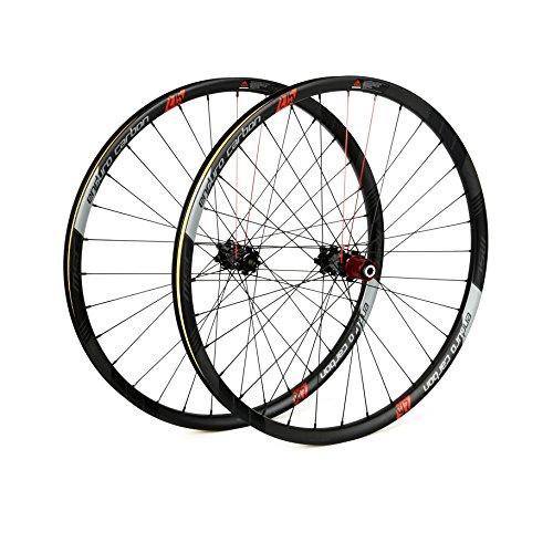 MSC Bikes WS275CRBEND - Juego de Ruedas Enduro Carbon, tamaño 27.5
