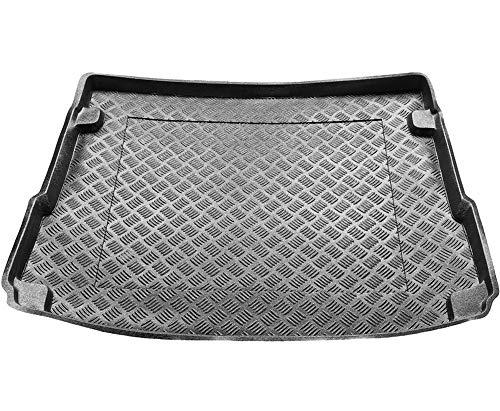 Protector Maletero PVC Compatible con Audi Q5 II (desde 2017) + Regalo | Alfombrilla Maletero Coche Accesorios | Ideal para Perro Mascotas