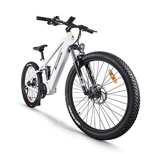 Bicicleta de montaña eléctrica de 27,5 Pulgadas, Motor Central eléctrico BAFANG 48V 750W, con...*