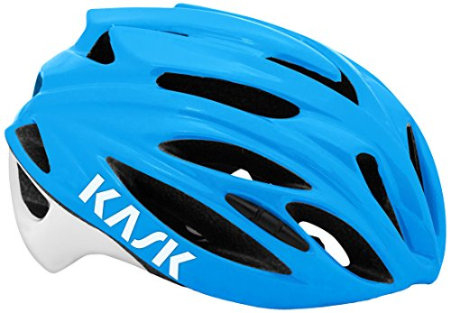 Kask Rapido - Casco, Color Azul, Talla L (59-62 cm),Talla L (59-62 cm)*