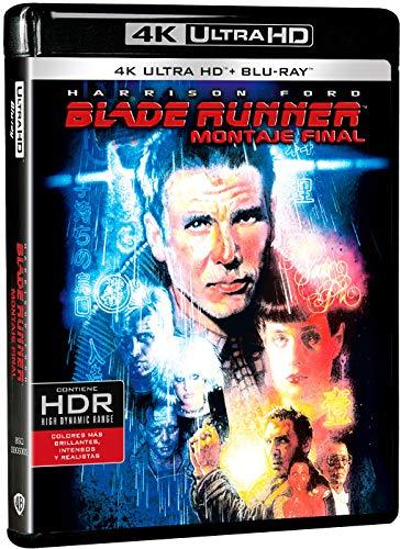 Blade Runner - Montaje Final 4k UHD [Blu-ray]