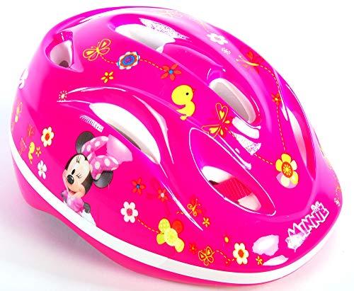 Minnie Mouse Casco de bicicleta bici para niños de la Patrulla Canina, talla 51-55 cm, aprobado por TÜV/GS