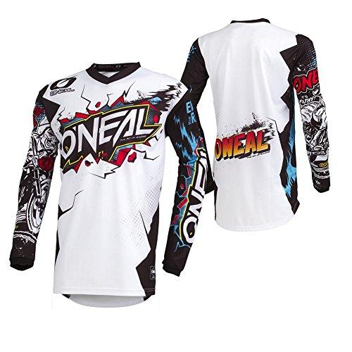 O'Neal | Camiseta de Motocross Manga Larga | MX MTB Mountainbike | Protección para los Codos...*