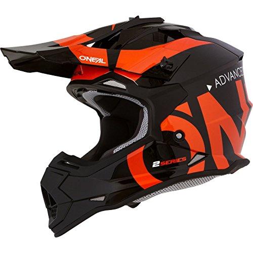 O'NEAL | Casco de Motocross | MX Enduro | Carcasa ABS, Norma de Seguridad ECE 22.05, ventilación...*