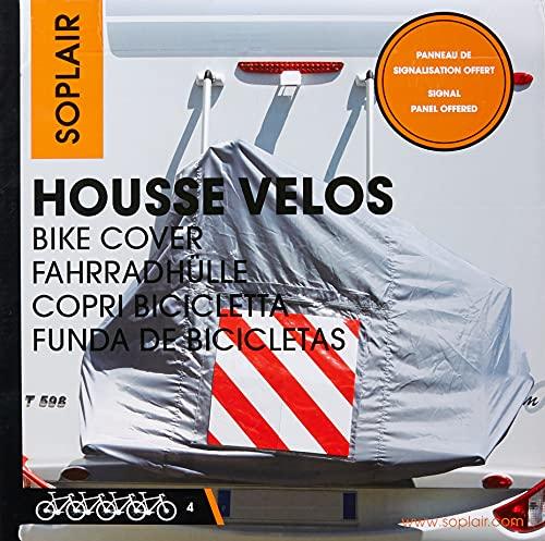 Lavi HO161 - Funda de protección para 4 Bicicletas*