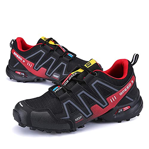 WYUKN Zapatos Casuales de Ciclismo MTB, Zapatos de Bicicleta de Carretera al Aire Libre para...*