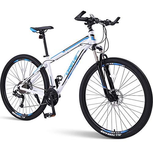 JXJ 29 Pulgadas Bicicleta Montaña Suspensión Completa 33 Velocidades Doble Freno Disco Bicicleta...*