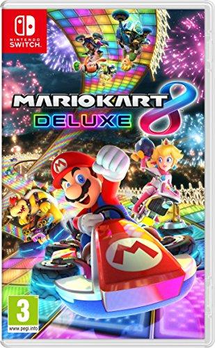 Mario Kart 8 Deluxe*