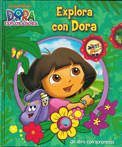 Explora con Dora (Dora la exploradora. Libro regalo)*