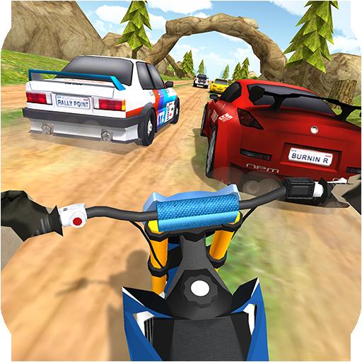 Dirt Bike Rally - Carreras de motos motocross*