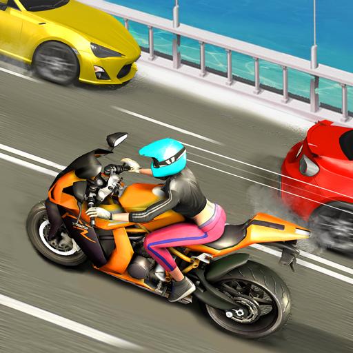 Juegos de carreras de bicicletas en carretera: juegos de moto Moto X3m Race*
