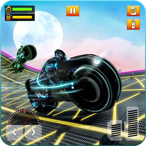 truco de bicicleta ligera: juegos de carreras de motos: pistas de carreras de motos lite y locura de...*