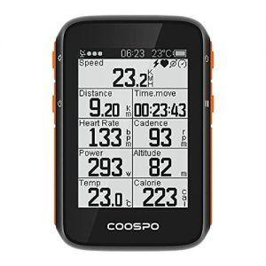 Computador Bicicleta GPS