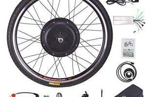 Kit Bicicleta Eléctrica 48v