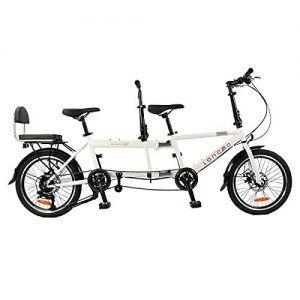 Bicicleta Tandem Infantil