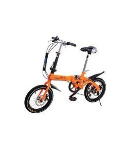 Cuadro de Bicicleta Plegable