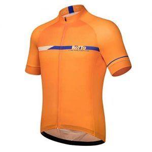 Maillot Ciclismo Naranja