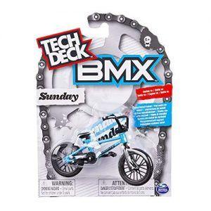 Finger BMX