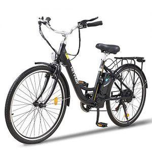 Motor Eléctrico para Bicicleta con Batería