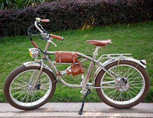 Bicicleta Eléctrica Estilo Vintage