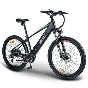 Bicicleta Eléctrica de Montaña Cube