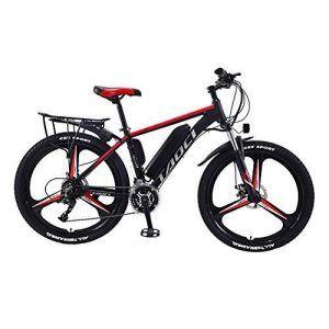 Bicicleta de Aluminio Rodada 26