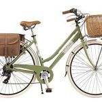 Bicicleta de Paseo Verde