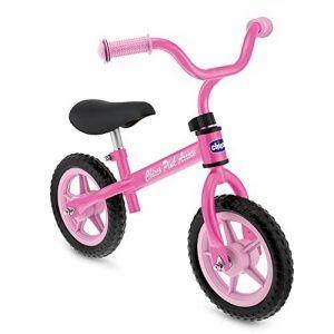 Bicicleta sin Pedales Rosa