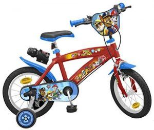 Tamaño Bicicleta Niños
