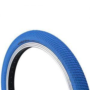 Cubiertas Azules BMX