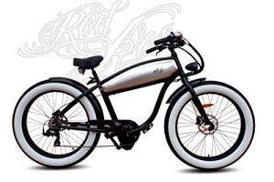 Bicicleta Chopper Eléctrica