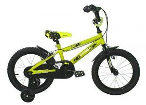 Bicicleta Niño Aluminio 16