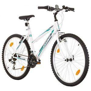 Bicicleta Rockrider Blanca