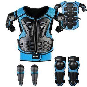 Protector Pecho Moto